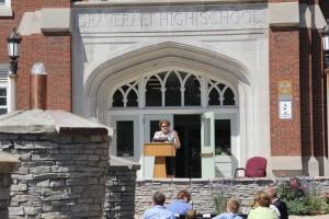 Deborah Veiht Superintendent of MAPS
