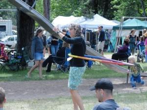 Hiawatha Music Festival