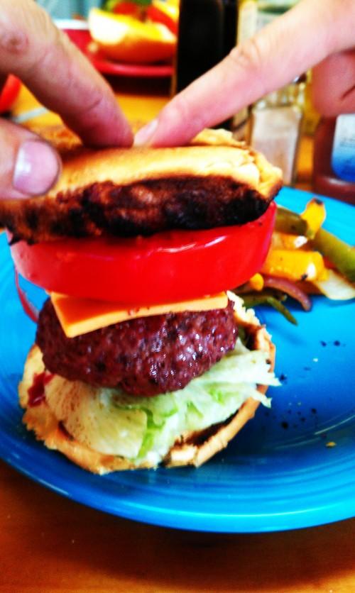 a better U.P. burger