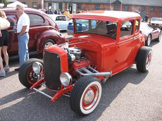 Buzz The Gut Car Show Ishpeming 2011