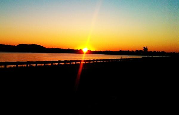 Upper Peninsula Sunrise near Ishpeming