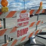 Bluff Street Parking Ramp Construction