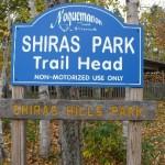 Shiras Park Trail Head