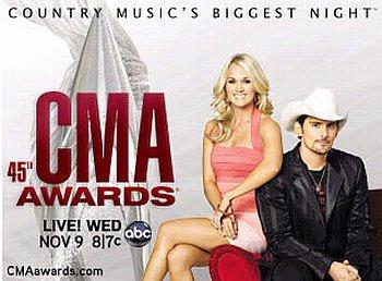 45th CMA Awards