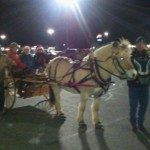 Free Carriage Rides for families