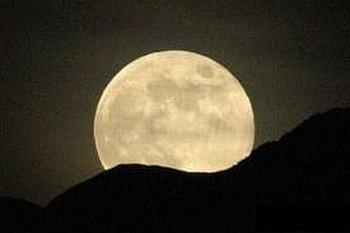 Late Night Moon