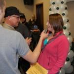 Christmas To Remember 2011- Interviewing Winner - Meghann Babcock