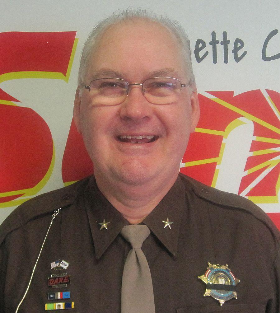 Sheriff Mike Lovelace