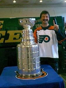 Hockey Celebration in Houghton Michigan