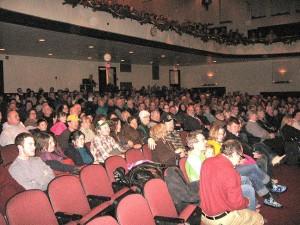 Benefit Concert Snowflake & Music