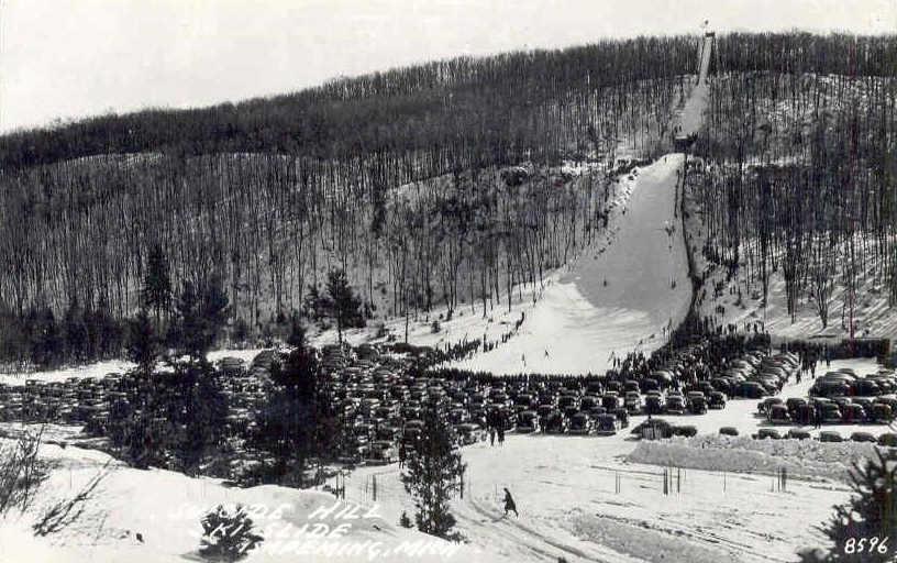 Ski Jump Fireworks 2 103 Fxd Upper Peninsula Country