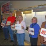 Finalists - Six representing WKQS, WFXD, WRUP, WPIQ, WQXO, and UPBargains.com