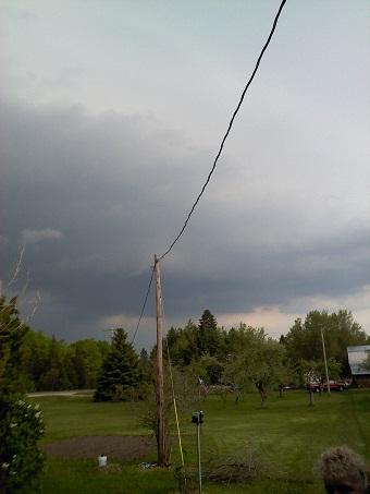 Severe thunderstoms
