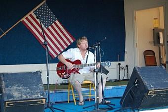 Jessie McPherson the Lower Harbor Texaco Country Showdown Winner from Iron River!