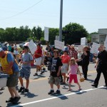 Marquette City 4th of July Parade 2012