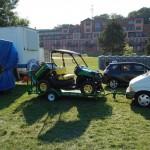 Michigan Sales John Deere - Sponsor - Texaco Country Showdown - Lower Harbor Park - Marquette, Michigan - July 5, 2012