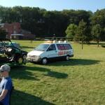 Texaco Country Showdown Marquette, MI - July 5th 2012 - The Great Lakes Radio Sunny Van Behind Michigan Sales John Deere Equipment