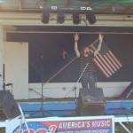 Texaco Country Showdown Marquette, MI - July 5th 2012 - Contestant John Rowe