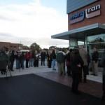 Marq-Tran grand opening