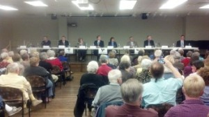 Special Candidate Forum from the Peter White Public Library in Marquette, Michigan - Thursday, October 18, 2012