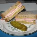 BEST Ham & Swiss Sammy