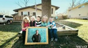 Kids with Josh