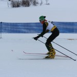 Michigan High School Nordic Skiing Championships 2013- 14