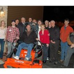 Winner Gary Babcock of Negaunee, Michigan Wins $5000 Kubota from Michigan Sales and Great Lakes Radio Take Charge of Your Castle Contest