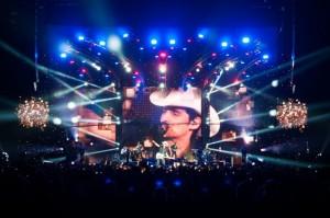 Brad Paisley 2012 Live