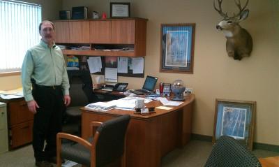 CEO Ron Laure SIRFCU Negaunee Marquette Gwinn