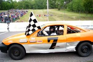 #7 Doug Maki Sands Speedway Winner