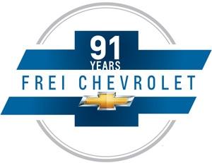 Frei Chevy Logo