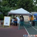 Write Band Tent