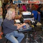 Luke Adjusting The Sound