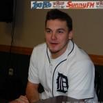 Carl Johnson - Voice of Negaunee Miners Sports on Sunny.FM