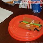 BioLife Pens, Cup Cozies, Flying Discs?