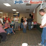 Rec Depot - Great Lakes Radio - Hot Tub Giveaway Party Penny Toss