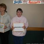 5th Finalist Found Her Finalist Envelope Under Her Chair, Just Like an Oprah Winfrey Surprise
