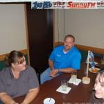 Rec Depot Table (Lonnie Katt, Owner, in Blue)