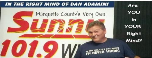 Logo of Dan Adamini on Sunny