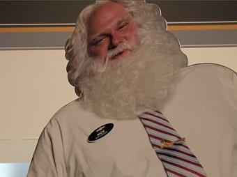 Luke Santa Clause at Frei Chevy in Marquette Michigan