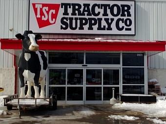Tractor Supply Hiawathaland Farm Bureau SIR FCU Jilbert Dairy Marquette Michigan