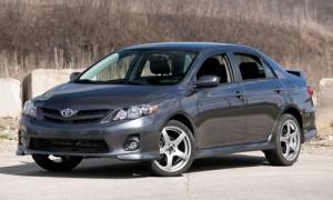 Toyota Sport gray