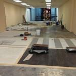 Neat looking floor coverings