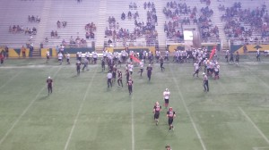 The 2014 U.P. High School Football All-Star Game from the Superior Dome in Marquette, Michigan - Saturday, June 28th, 2014 on Great Lakes Radio