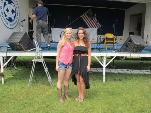Haylie Richer and Briana Novak are the winners of the country showdown.