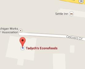 Tadych's Econo Foods - 1401 O'Dovero Drive Marquette, Michigan 49855
