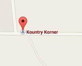 Find Kountry Korner with Google Maps