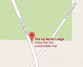 The UP North Lodge - 215 S County Road 557 Gwinn, MI 49841