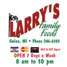 Larry's Family Foods - 120 Michigan 35 Gwinn, MI 49841
